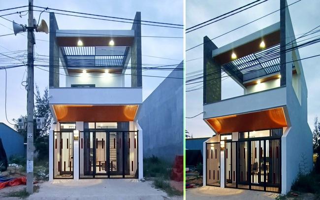 Nhà phố 2 tầng đẹp ấn tượng chỉ 750 triệu đồng ở Đà Nẵng  Nhà phố 2 tầng đẹp ấn tượng chỉ 750 triệu đồng ở Đà Nẵng photo1586935132436 1586935133010 crop 15869351377621178776154