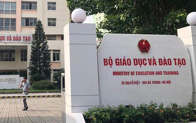 Bộ GD-ĐT trình Chính phủ phương án thi THPT quốc gia 2020, đề nghị giảm số môn thi
