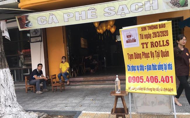 Đà Nẵng cho phép bán trở lại hàng ăn uống mang về
