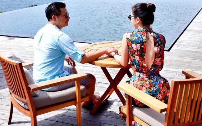 """Shark Hưng đăng ảnh tình tứ với vợ rồi bảo: """"Đàn ông đang khởi nghiệp càng nên yêu"""", cư dân mạng liền vào bình luận cực """"căng"""""""
