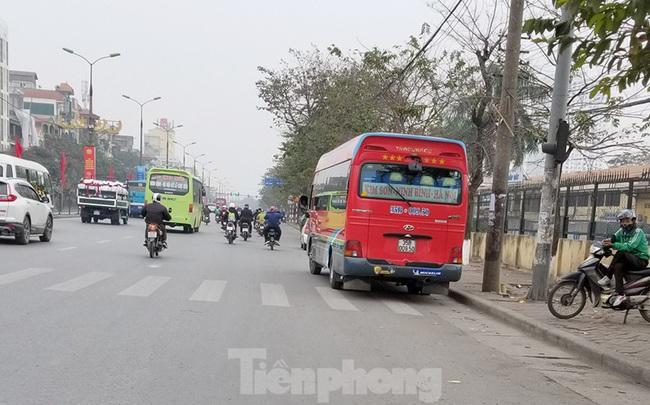Bộ Giao thông lên tiếng về đề xuất cho xe khách chạy xuyên tâm Hà Nội