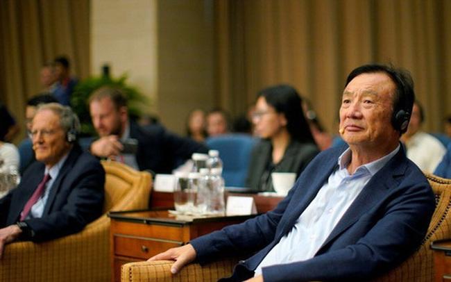 """Người sáng lập Huawei: """"Tôi chỉ là lãnh đạo bù nhìn"""""""