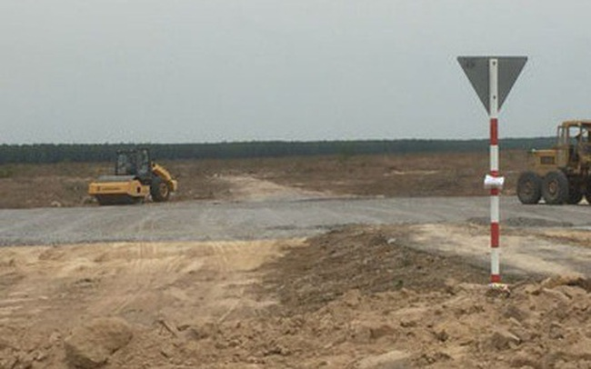 Gấp rút triển khai xây sân bay Long Thành
