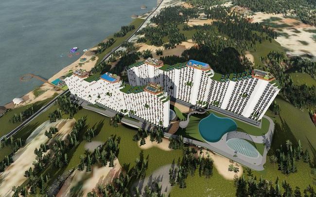 'Tuýt còi' dự án nghỉ dưỡng 5 sao bán khách sạn thành nhà ở thương mại