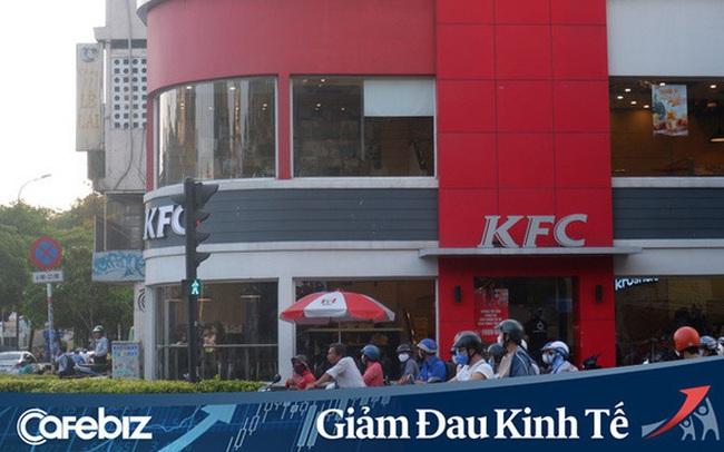 Hàng loạt chuỗi bán lẻ lớn Golden Gate, The Coffee House, KFC... gửi thư cầu cứu lên Chính phủ và các Bộ: Nếu doanh nghiệp không được hỗ trợ kịp thời, nguy cơ phá sản rất cao!