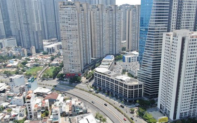 Con đường dài hơn 3km gánh cả 'rừng chung cư' ở Sài Gòn