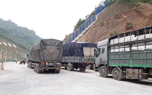 Dừng thông quan hàng hóa 5 ngày tại các cửa khẩu phụ Lạng Sơn