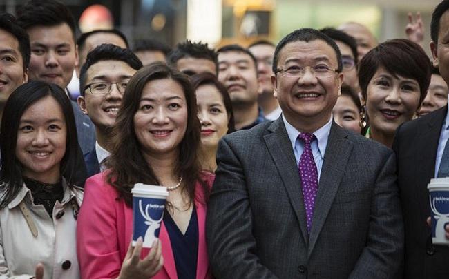 Chủ tịch và CEO Luckin Coffee không còn là tỷ phú sau 'cú lừa' 310 triệu USD