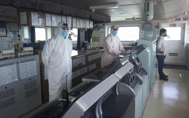 Báo động sức khỏe tâm lý của trên 1 triệu thủy thủ chở hàng thời COVID-19