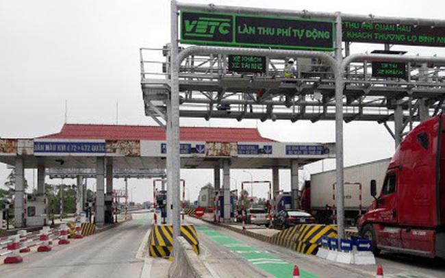 Triển khai thu phí tự động chậm: Bộ GTVT nhận phê bình nghiêm khắc