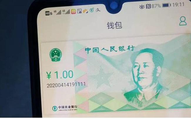Trung Quốc thử nghiệm phát lương bằng tiền điện tử