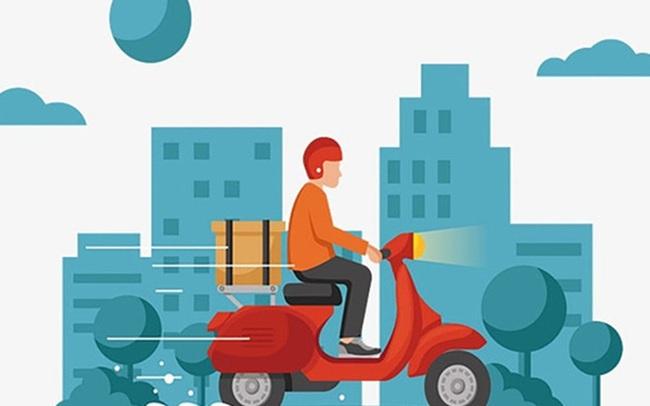 Cậu shipper trẻ tuổi ngồi một mình trên đường vắng đón sinh nhật giữa đêm cùng lời nhắn đầy năng lượng: Nếu còn nghèo, đừng ngại ra đường!