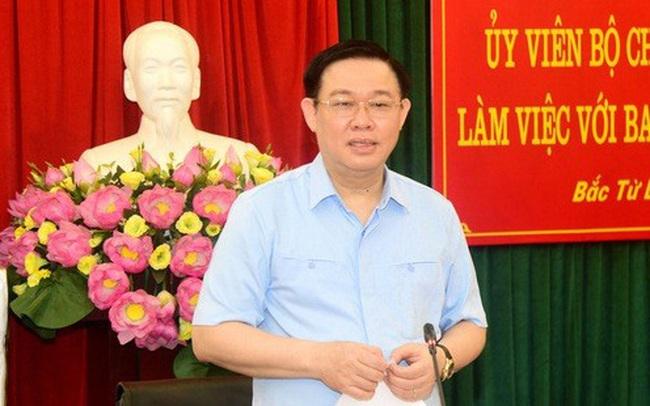 Bí thư Thành ủy Hà Nội: Cán bộ trong quy hoạch mà giữ mình, không dám làm thì phải cân nhắc xem có nên trọng dụng