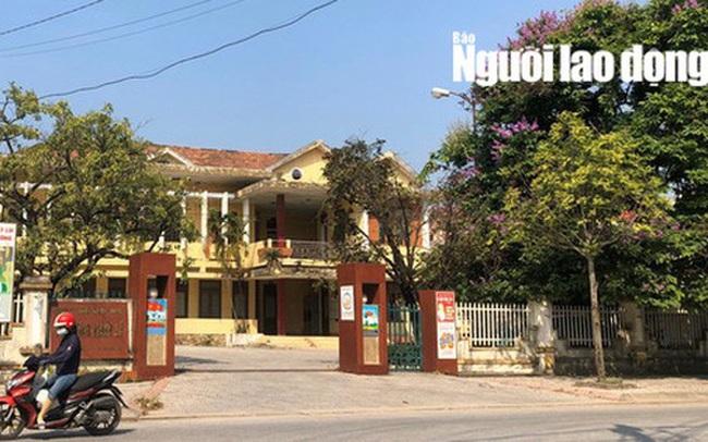 Quảng Bình: Chủ tịch UBND phường Nam Lý cùng thuộc cấp sai phạm như thế nào?