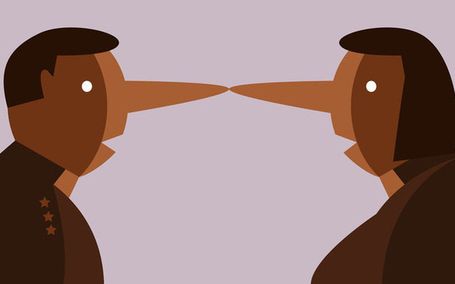 """90% người nói dối """"bị bại lộ"""" vì ngôn ngữ cơ thể: 8 dấu hiệu nhận biết """"không sai một ly"""""""