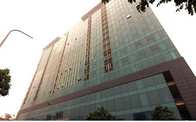 Chi tiết phá dỡ phần sai phạm tòa nhà 8B Lê Trực, Hà Nội