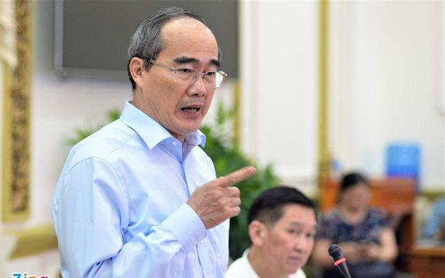 Bí thư Thành ủy TPHCM nói về xử lý cán bộ vụ Thủ Thiêm