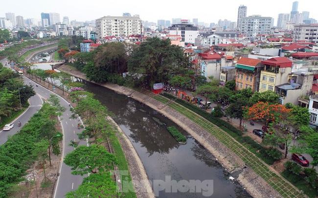 Đường ống 50 km thu gom nước thải kỳ vọng hồi sinh sông Tô Lịch dùng công nghệ gì?
