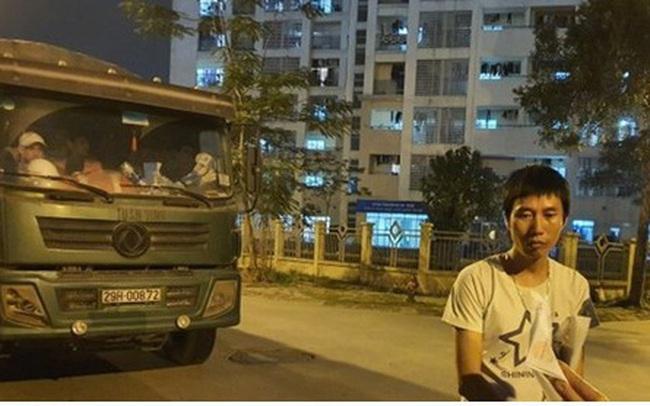 """Truy tố 7 bị can trong vụ """"bảo kê"""" logo """"xe vua"""" ở Hà Nội"""