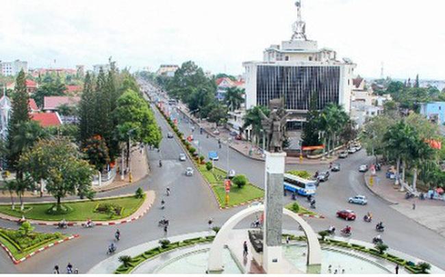 Giá đất đô thị Đăk Lăk có nơi tăng gấp 3 giá hiện hành