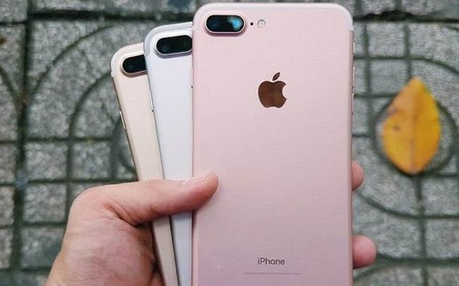 Lần hiếm hoi các mẫu điện thoại iPhone chính hãng được giảm giá đồng loạt