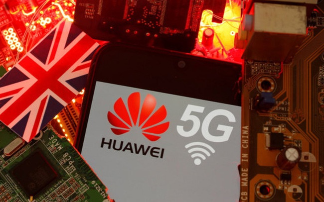 Anh tiến gần đến khả năng cấm Huawei vì bất bình với Trung Quốc