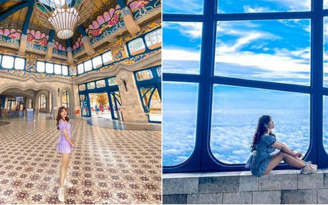 Nhà ga cáp treo đạt kỷ lục Guinness thế giới của Việt Nam: Bên trong đẹp tựa châu Âu thu nhỏ, xem ảnh sống ảo chỉ biết ngỡ ngàng