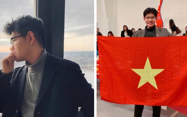 Nam sinh 18 tuổi nhận học bổng 21 đại học, founder tổ chức nhận hỗ trợ từ Liên Hợp Quốc, trình độ ngang sinh viên xuất sắc nhất Harvard