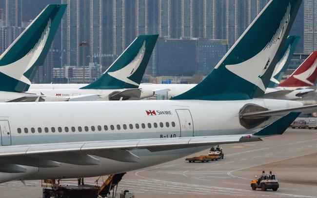 Chính quyền Hồng Kông chi 5 tỷ USD giải cứu Cathay Pacific Airways