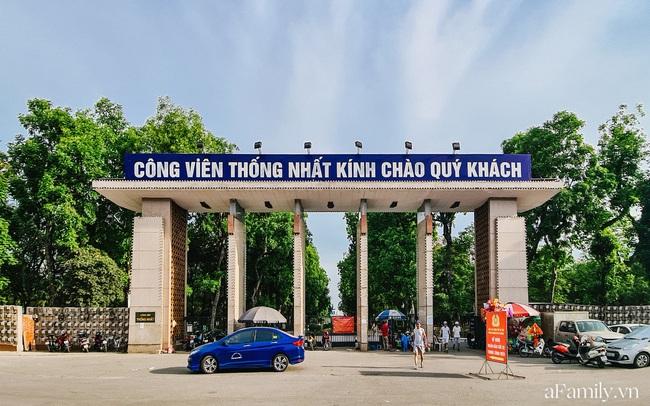 """Cầm 4.000 đồng đổi lấy 1 ngày tham quan công viên Thống Nhất, nơi mà người Hà Nội đang dần lãng quên và phát hiện bên trong có nhiều thứ """"xưa nay đâu có ngờ"""""""