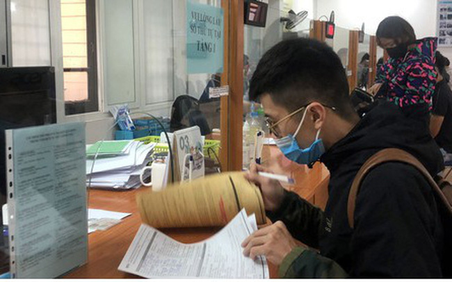 Hà Nội: Quá tải người làm thủ tục hưởng trợ cấp thất nghiệp