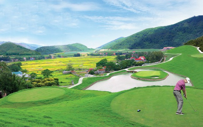 Chính phủ duyệt 3 dự án sân golf hơn 3.000 tỷ đồng