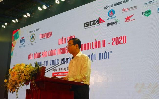 Phó Chủ tịch VNRea: Bất động sản công nghiệp là phân khúc hấp dẫn nhất trong giai đoạn tới
