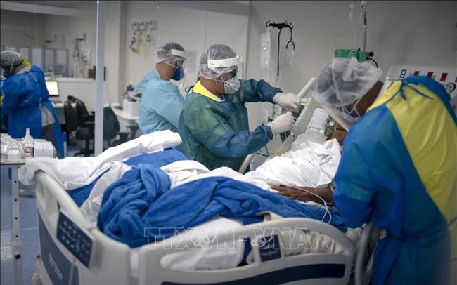 Số ca mắc COVID-19 tại Brazil vượt quá 1 triệu người