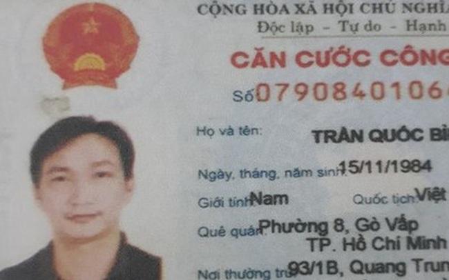 Truy tìm nhân viên lấy 10.000 USD của giám đốc người nước ngoài rồi nghỉ việc ở Sài Gòn