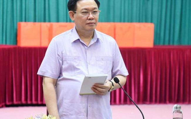 """Bí thư Hà Nội: Phát triển cụm công nghiệp, làng nghề, đó là làm tổ cho cả """"đại bàng"""" lẫn """"chim chích"""""""