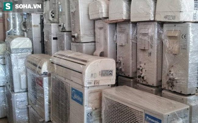 Dịch vụ cho thuê điều hòa lên ngôi trong mùa nóng vì giá rẻ
