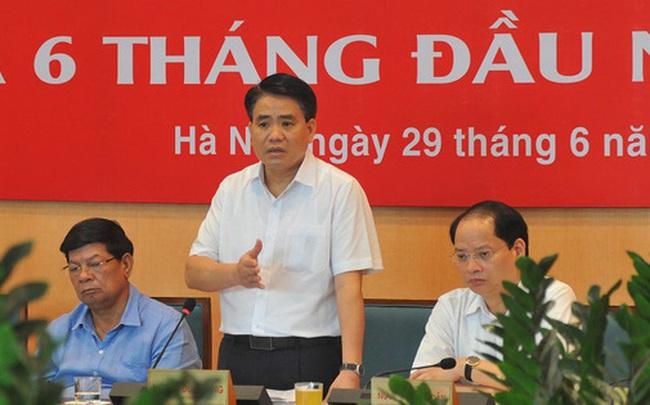 Chủ tịch Nguyễn Đức Chung: Người dân chậm đóng tiền cũng không được cắt điện, nước ngày nắng nóng