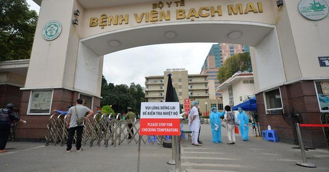 Bí thư Thành ủy Hà Nội Vương Đình Huệ: Thành phố Hà Nội hỗ trợ tối đa mọi yêu cầu của bệnh viện Bạch Mai