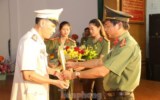 Đại tá Nguyễn Minh Tuấn làm Phó Giám đốc công an tỉnh Lạng Sơn