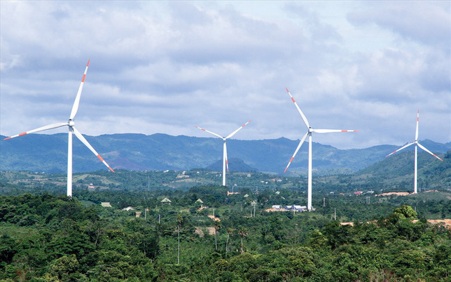 Ông lớn Thái Lan chi đậm mua bộ đôi dự án điện gió của đại gia Mai Văn Huế