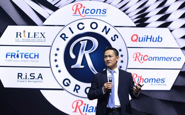 Ricons cam kết sàn HoSE trước quý 2/2021, phủ quyết đề nghị đưa người từ Coteccons vào HĐQT