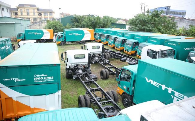 Viettel bán đấu giá gần 5 triệu cổ phiếu Viettel Post (VTP) với giá khởi điểm 104.800 đồng/cp
