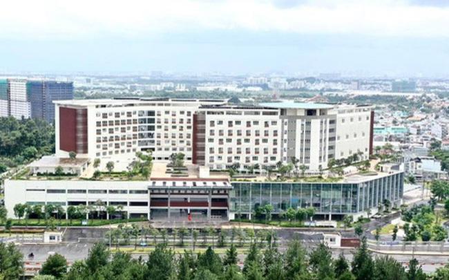 TP.HCM khánh thành dự án Cơ sở 2 Bệnh viện Ung bướu, vốn đầu tư hơn 5.800 tỷ đồng