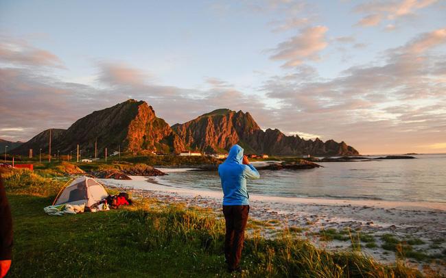 """Triết lý """"sống ngoài trời, gần thiên nhiên"""" giúp người Na Uy có sức khỏe đáng ngưỡng mộ"""