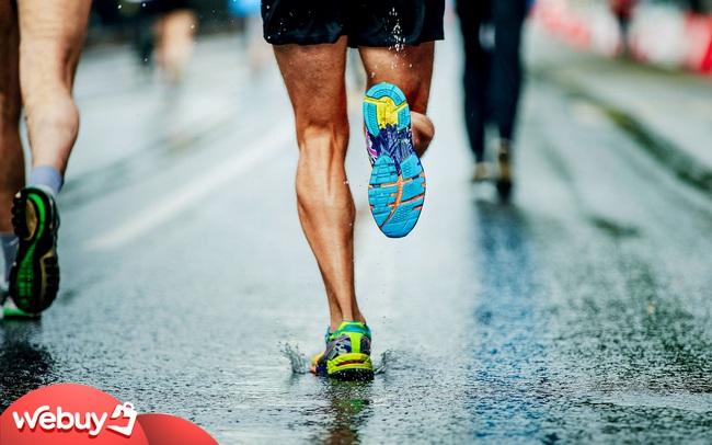 Chạy bộ chỉ 1 giờ mỗi ngày đem lại biết bao lợi ích và đây là những món đồ để công cuộc rèn luyện hiệu quả hơn