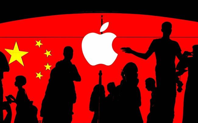"""Với iPhone 5G, Apple có thêm công cụ để đào """"mỏ vàng"""" Trung Quốc"""