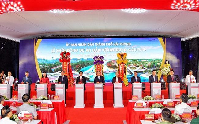Hải Phòng đầu tư 2.265 tỷ đồng xây dựng cầu Rào mới