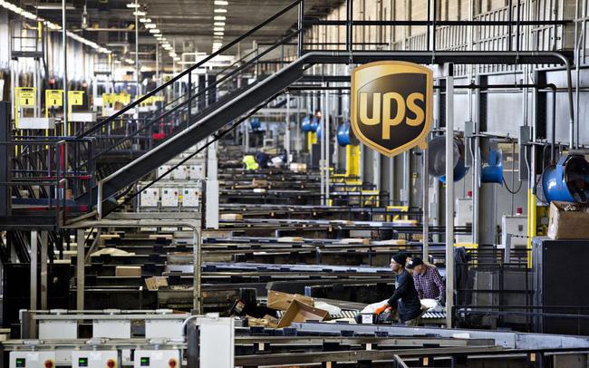 Hãng vận tải khổng lồ UPS triển khai đầu tư lớn vào mạng lưới logistics tại Việt Nam