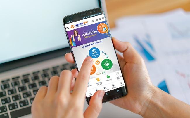 LienVietPostBank ra mắt ngân hàng số mới